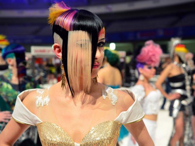парикмахерские конкурсы