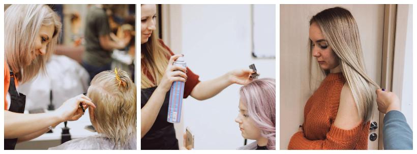 парикмахер стилист обучение